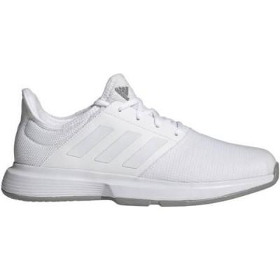 アディダス メンズ スニーカー シューズ adidas Men's GameCourt Tennis Shoes