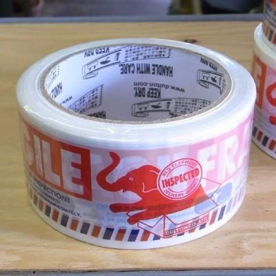 ダルトン パッキングテープ FRAGILE ゾウ PPT-7