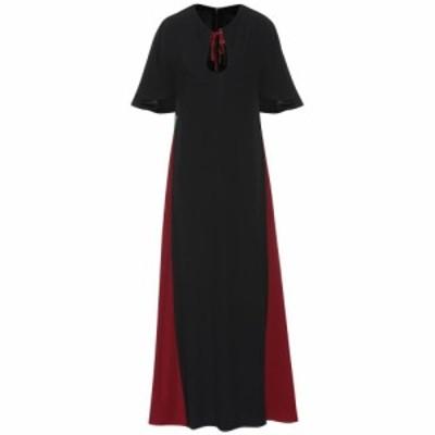 スタッド Staud レディース ワンピース ワンピース・ドレス Crepe satin maxi dress Multi