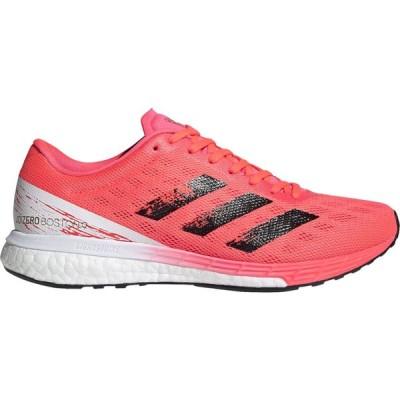アディダス adidas レディース ランニング・ウォーキング シューズ・靴 adiZero Boston 9 Signal Pink/Black/Copper Metallic