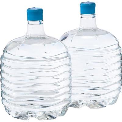 本州送料無料 富士の天下一水12L 12L×2本 ウォーターサーバー対応ペットボトル 国産ミネラルウォーター バナジウム含有量67μg 代引き不可