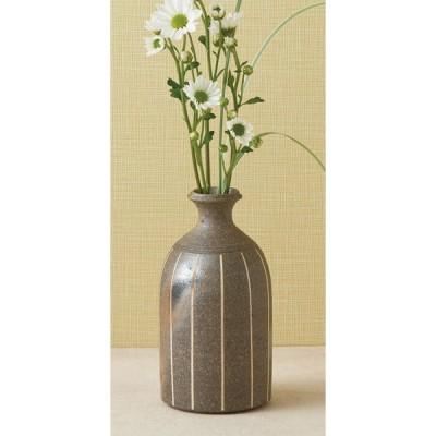 一輪挿し 花瓶 美濃焼 高さ18cm M-1864  おしゃれ 日本製 工芸品 愛知県 和食器 陶器 花器 花入 フラワーベース 父の日 母の日 プレゼント ギフト