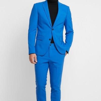 リンドバーグ メンズ スーツ PLAIN SUIT - Suit - cobalt blue