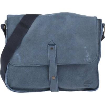 ティンバーランド TIMBERLAND メンズ ショルダーバッグ バッグ cross-body bags Blue