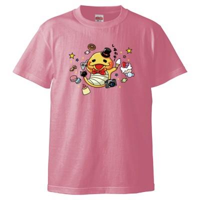 games tuthinoko Tシャツ(カラー : ピンク, サイズ : XL)