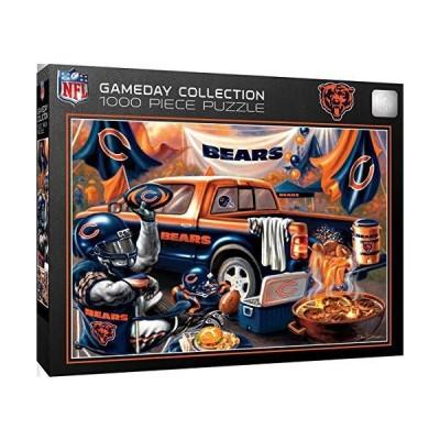 ジグソーパズル 海外製 アメリカ CHB1060 MasterPieces NFL Gameday Puzzles Collection - Chicago Bea