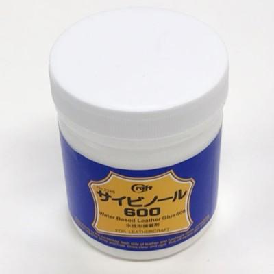 レザークラフト ケミカル 水性系接着剤 サイビノール 600 (150ml)