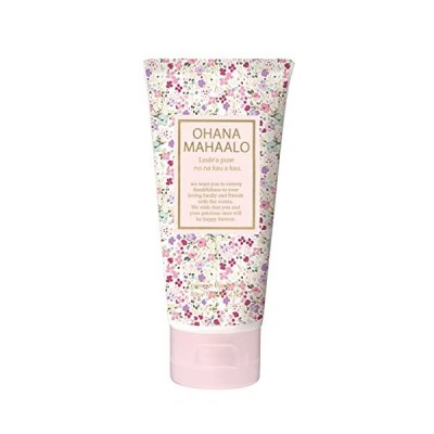 OHANA MAHAALO Fragrance Hand cream Halia nohea クリーム ラウレアピュア 赤 50g