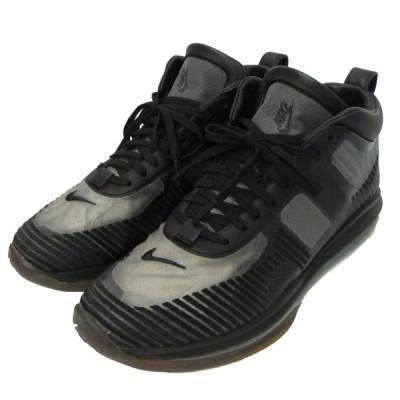 JOHN ELLIOT×NIKE 「LEBRON 10 JE ICON QS」スニーカー ブラック サイズ:26.5cm (渋谷神南店) 200722