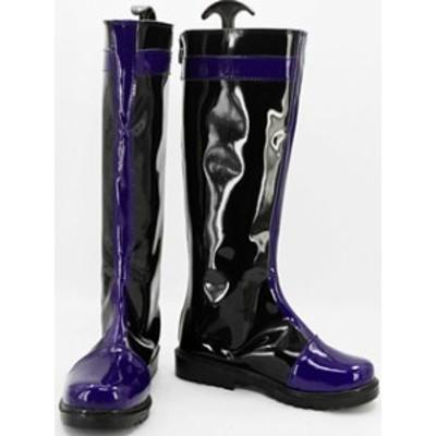 Gargamel コスプレ靴 うたの☆プリンスさまっ♪ 一ノ瀬トキヤ コスプレブーツ オーダーサイズ製作可能m2418