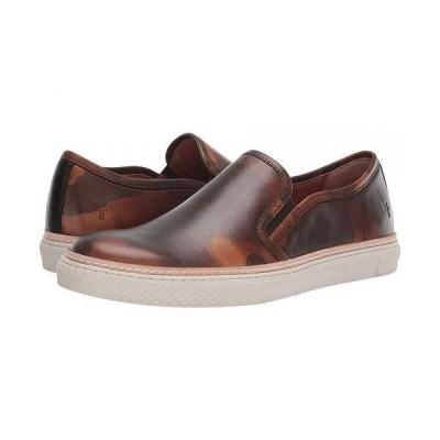 Frye フライ メンズ 男性用 シューズ 靴 スニーカー 運動靴 Essex Slip-On - Camo Printed Veg Tan