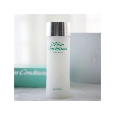 アルビオン 薬用スキンコンディショナー エッセンシャル  165ml 化粧水 敏感肌用 国内正規品