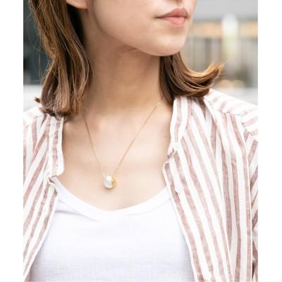 レディース フレームワーク 【PREEK】baroque necklace ゴールド フリー