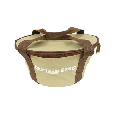 キャプテンスタッグ(CAPTAIN STAG) ダッチオーブン フタ付ダッチオーブンバッグ30cm M-5710