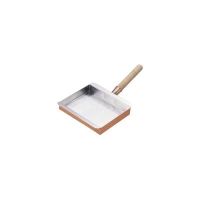 (エッグパン)玉子焼 名古屋型 銅製 15cm