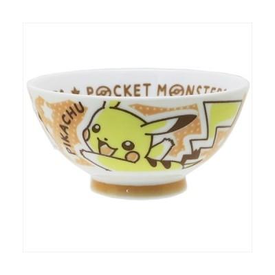 ポケットモンスター 染付茶碗 ピカチュウ&ミミッキュ グッズ ライスボウル キャラクター ポケモン 金正陶器 日本製