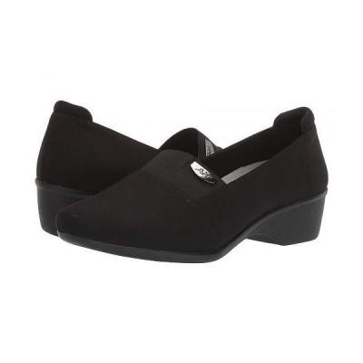 Anne Klein アン クライン レディース 女性用 シューズ 靴 ローファー ボートシューズ Wallas - Black