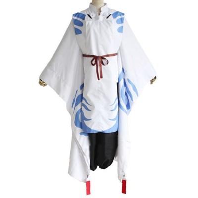 陰陽師 風 大天狗(おおてんぐ) コスチューム コスプレ衣装 和服 3点セット サイズ S〜XL