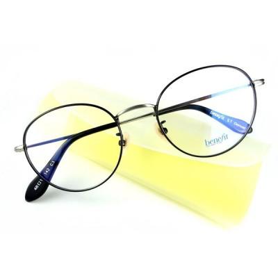 BENEFIT/ベネフィットDenver C3眼鏡フレーム 基本レンズ無料 送料無料