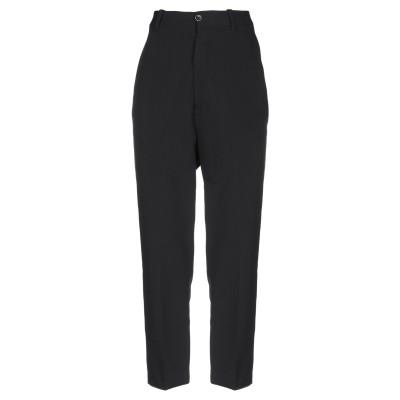 _M GRAY パンツ ブラック 38 ポリエステル 85% / レーヨン 12% / ポリウレタン 3% パンツ