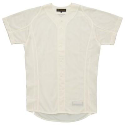 【メール便対応】ゼット プロステイタス ユニフォームシャツ メンズ 野球 BU505-3100