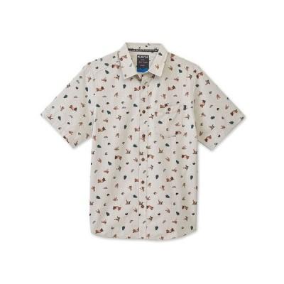 カブー(KAVU) ユアン 半袖シャツ 19810500 SQC (メンズ)