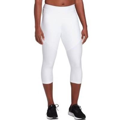 アンダーアーマー レディース カジュアルパンツ ボトムス Under Armour Women's HeatGear Armour HB Basketball Leggings White