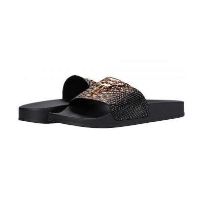 Giuseppe Zanotti ジュゼッペザノッティ メンズ 男性用 シューズ 靴 サンダル RM90068F - Black/Brown