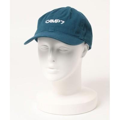 Right-on / 【CAMP7】ロゴツイルキャップ MEN 帽子 > キャップ