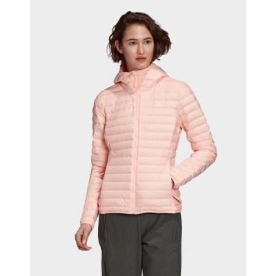 アディダス adidas レディース ジャケット フード アウター varilite soft hooded jacket