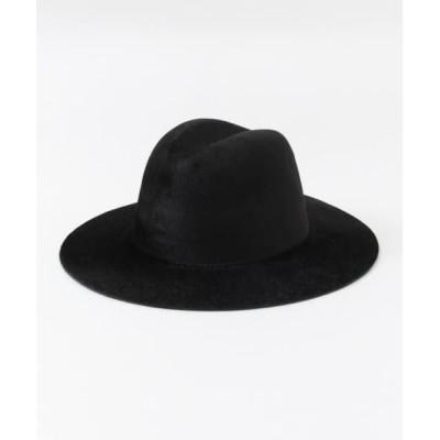 URBAN RESEARCH OUTLET / L/BRIM PE FAR FEDORA∴ WOMEN 帽子 > ハット