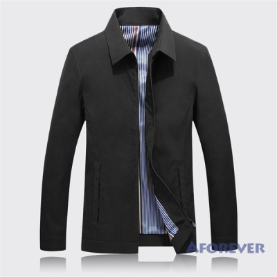 ジャケット スイングトップ メンズ 40代 50代 ビジネス ジップジャケット 父の日 2021 プレゼント ライトアウター 薄手