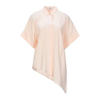 ジル サンダー JIL SANDER シャツ ライトピンク 32 シルク 100% シャツ