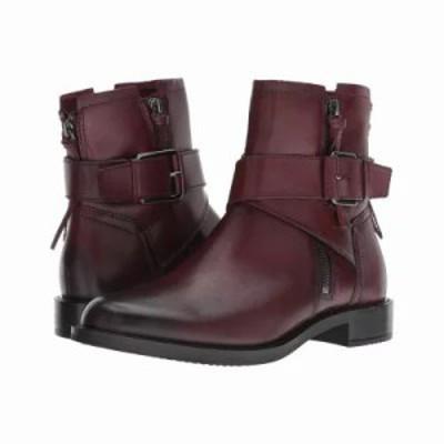 エコー ブーツ Shape 25 Buckle Boot Bordeaux Full Grain Leather