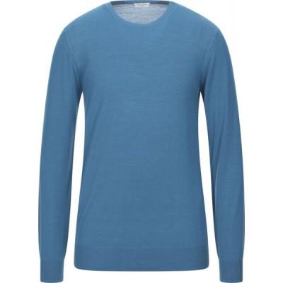 パオロ ペコラ PAOLO PECORA メンズ ニット・セーター トップス sweater Pastel blue