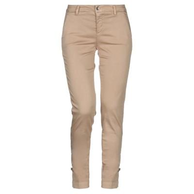 リュー ジョー LIU •JO パンツ サンド 24 コットン 96% / ポリウレタン 4% パンツ