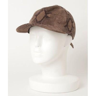 SCHOTT / Italian Suede Cap MEN 帽子 > ハット