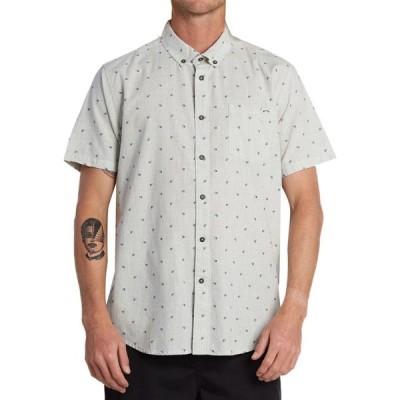 ビラボン Billabong メンズ 半袖シャツ トップス All Day Jacquard Shirt Chino