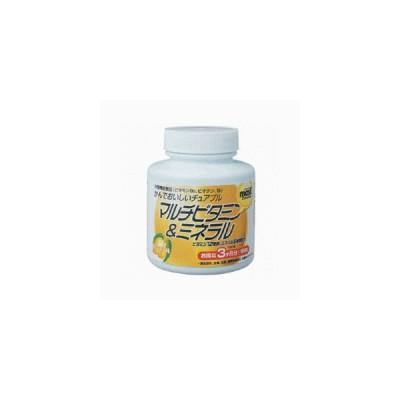 ORIHIROオリヒロMOSTモストチュアブルマルチビタミン&ミネラルマンゴー味180粒※軽減税率対象