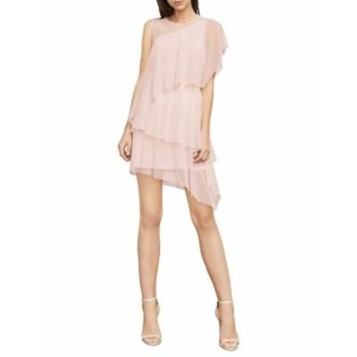 BCBG マックスアズリア レディース ワンピース Madison Asymmetrical Dress