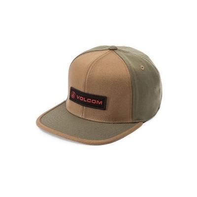 帽子 Volcom Boxit Cap (Soil) メンズ ユニセックス 帽子 キャップ ハット
