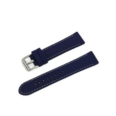 MORELLATOモレラート ラバー 時計ベルト 完全防水 CAREZZA カレッツァ 22mm ブルー 交換用工具付き U38441870