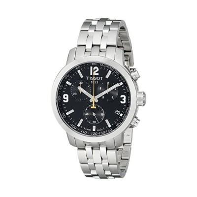 ティソ Tissot 男性用 腕時計 メンズ ウォッチ ブラック T0554171105700