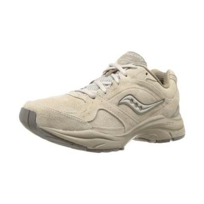 Saucony Women's ProGrid Integrity ST2 Walking Shoe, Stone, 6.5 D