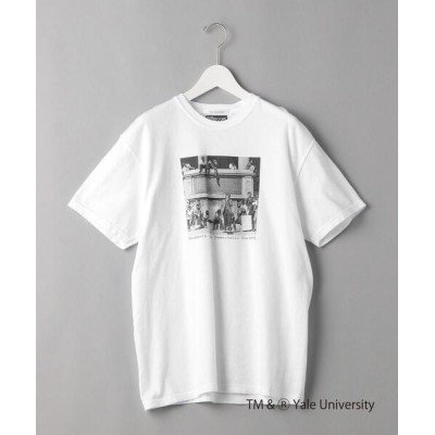 BEAUTY&YOUTH UNITED ARROWS / 【別注】<YALE UNIVERSITY>プリントTシャツ WOMEN トップス > Tシャツ/カットソー