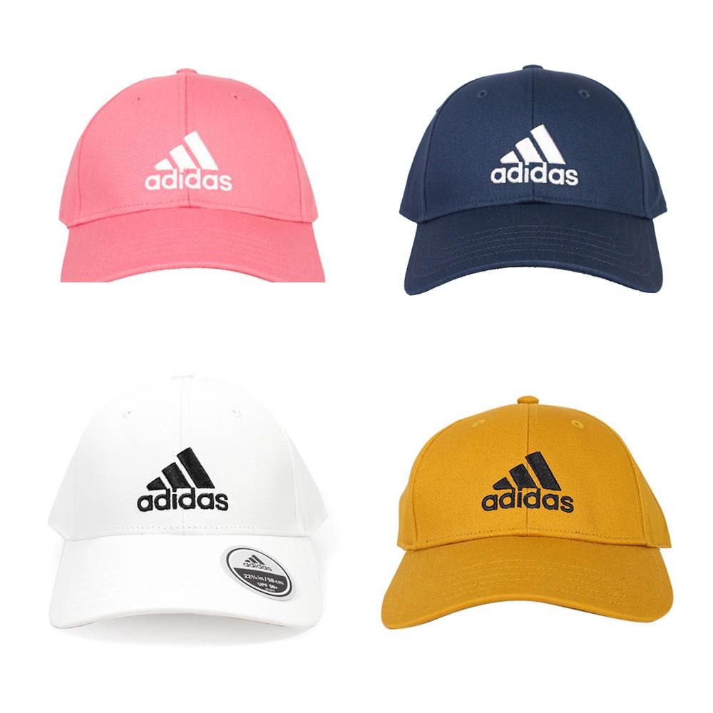 ADIDAS BBALL CAP COT 運動帽-GM6272 GM6273 FK0890 GE0633 廠商直送