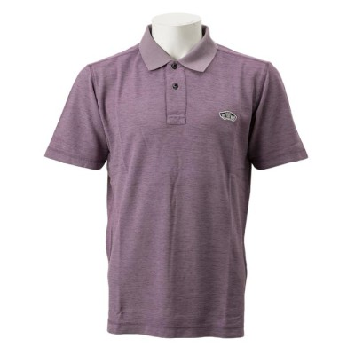 【VANSウェア】OFF THE WALL Polo Shirt ヴァンズ ポロシャツ 19SVANT07 PINK S ピンク