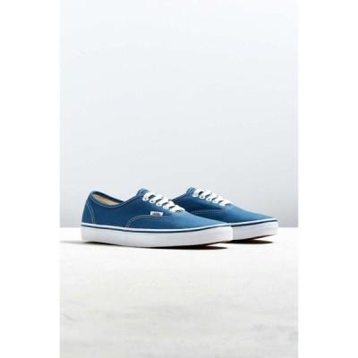 ヴァンズ Vans メンズ スニーカー シューズ・靴 Authentic Sneaker Navy