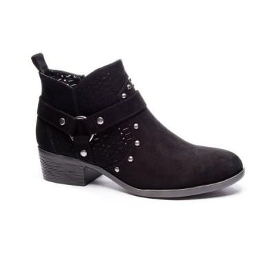 ダーティーランドリー Dirty Laundry レディース ブーツ ブーティー シューズ・靴 Wyatt Western Booties Black