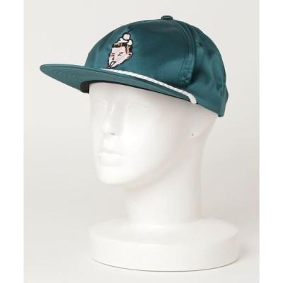 帽子 キャップ SMOKE TRUCKER HAT